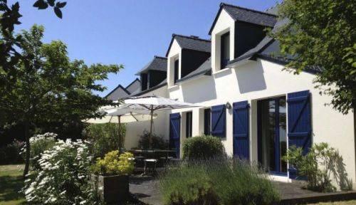 Loue maison à ARZON (Kerners) Golfe du Morbihan, 12personnes