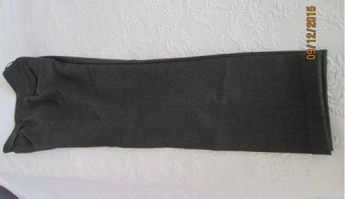 Pantalon Cyrillus T38 flanelle grise