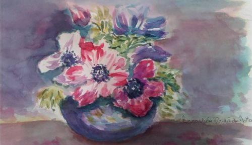 Artiste peintre propose idées de cadeaux originales