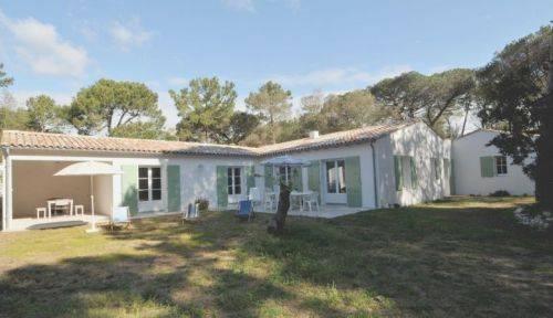 Location Villa de charme 150m²à l'Ile de Ré, La Couarde - 8-9personnes