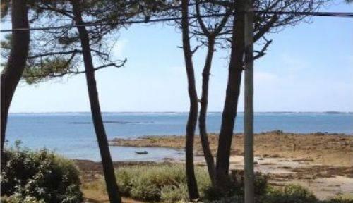 Loue grande villa rénovée vue mer Carnac plage 12 couchages 4 sdbs