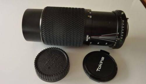 Objectif Tokina 100- 200mm - neuf