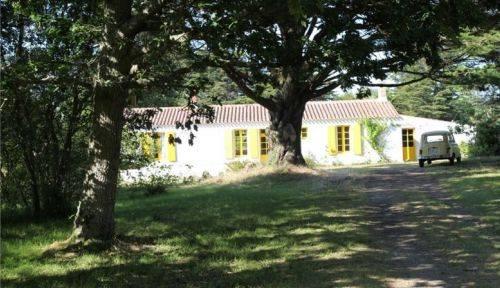 Loue grande maison à l'ile d'Yeu cote sauvage 12personnes
