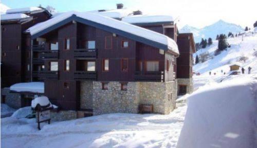 Loue très bel appartement 3*** 8/9pers à Méribel Mottaret - skis aux pieds