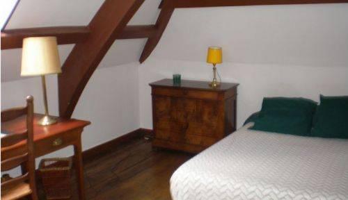 Loue maison meublée 65m² à louer à l'année - 1chambre - 65m² - Saint-Martin-des-Champs (29)