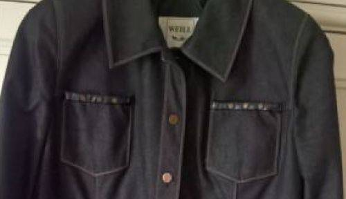 Tailleur jupe/veste WEILL T42