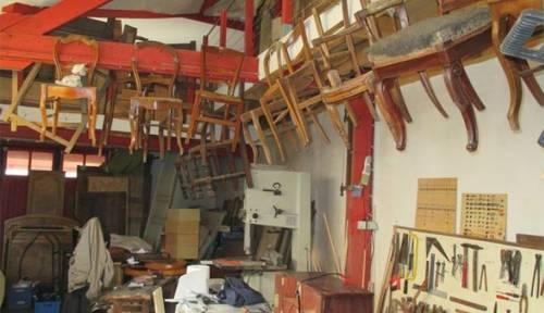 Propose restauration de mobilier