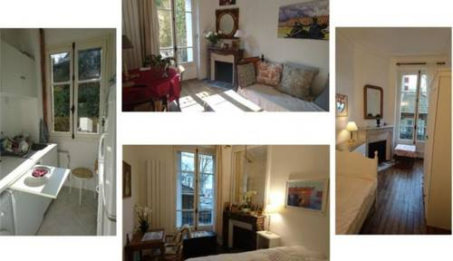 Loue appartement de charme à Versailles ND - 2/3couchages
