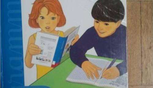 Manuel de grammaire ce1ce2librairie des écoles