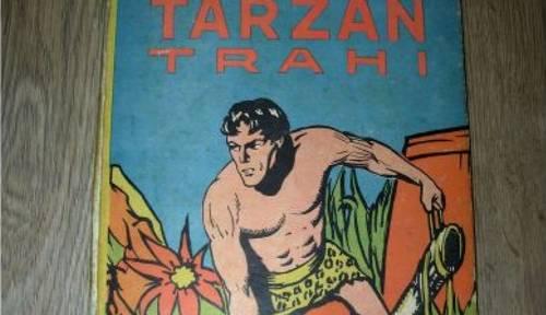 """BD """"Tarzan trahi"""""""