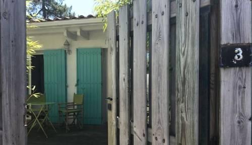 Loue Jolie petite maison Arcachon Le Moulleau - 6couchages