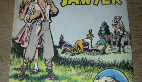 """BD """"Tom Sawyer"""""""