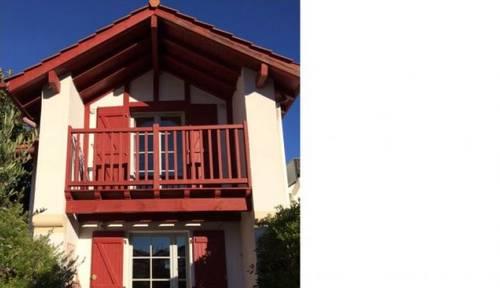 Loue maison à Biarritz (64) plage - 6couchages - jardin, terrasse, parking