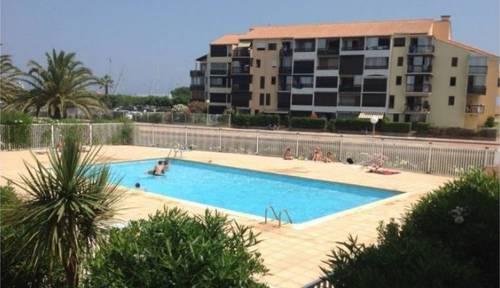 Loue appartement 4personnes dans la marina (Piscine)