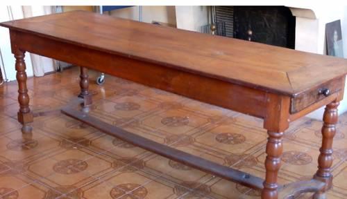 Table de ferme (Louis XVIII)