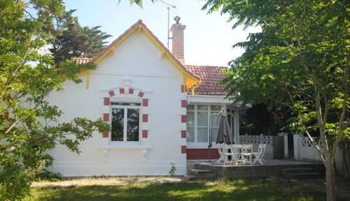 Loue jolie villa à Andernos (33) - 4/6couchages - 30m plage
