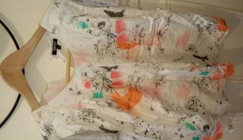 """Top DNKY 12ans imprimé """"graffitis"""""""