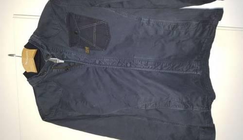 Blouson G-Star Bleu Marine Taille M Parfait Etat