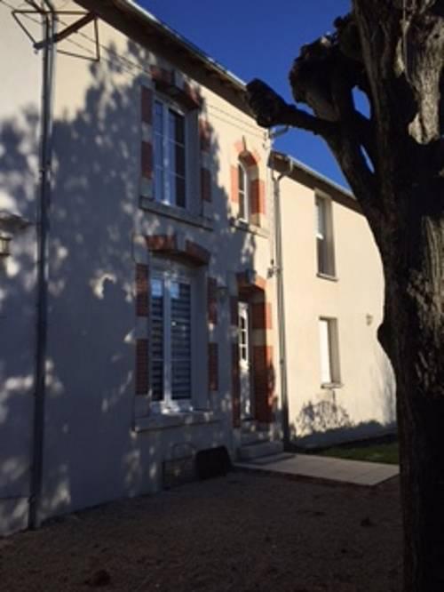 Loue Maison de ville (150m², 4chambres) avec jardin et terrasse Orléans (45)