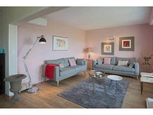Loue appartement à Bandol (83), vue sur la mer, 4couchages