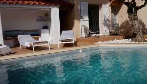 Loue Maison avec piscine proche plage, 6couchages - Canet-en-Roussillon (66)