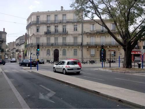 Propose une chambre meublée en colocation à Montpellier