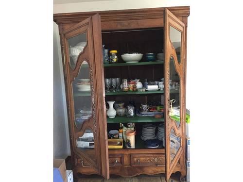 Vends très belle armoire ancienne de style