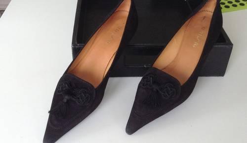 Élégantes chaussures petits talons 37Unisa