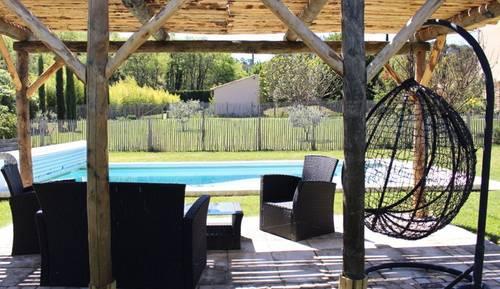 Loue Maison de charme, proche Aix en Provence, 10couchages - Rognes (13)