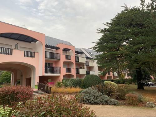 Loue studio 2/4couchages 600m plage ds résidence piscine - La Baule-Escoublac (44)