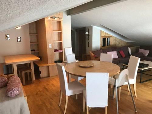 Loue Magnifique Appartement à Méribel Mottaret, 10/12personnes