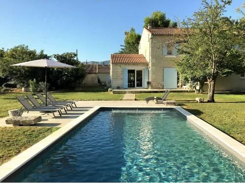 Loue Mas à St-Rémy-de-Provence 5ch climatisées piscine chauffée