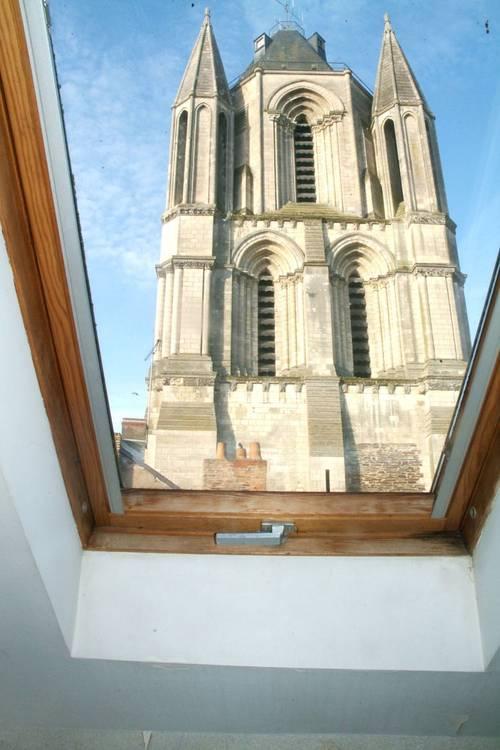 Loue studio 20m² plein centre ville Angers