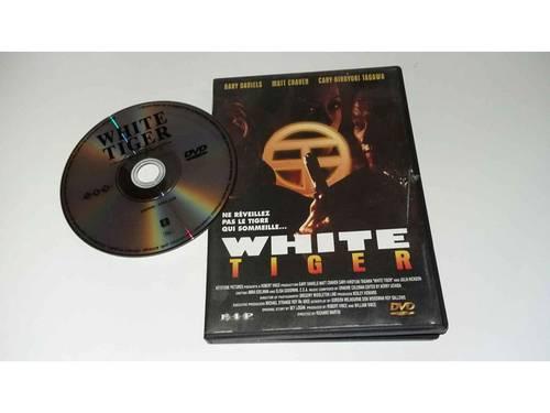 DVD white tiger, avec Gary Daniels, Matt Craven