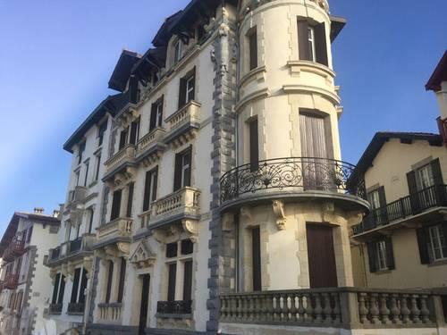 Loue appartement standing coeur ville, 5couchages - Saint Jean de Luz (64) front de mer
