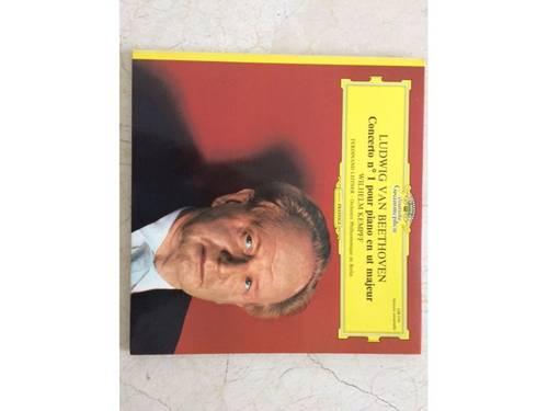 Vinyl Beethoven Concerto n°1