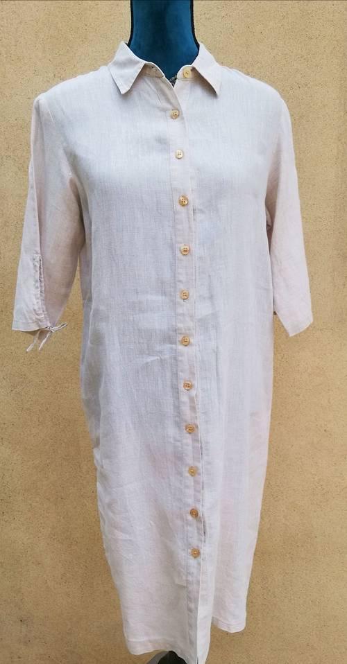 Robe de lin Taille 42