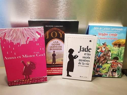 Vends livres Jeunesse dès 15ans plébiscités par  123loisirs.com