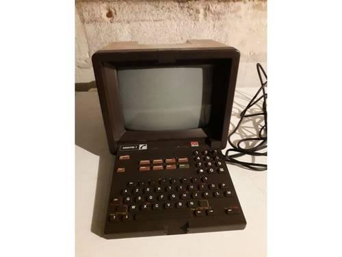 Minitel des années 1980