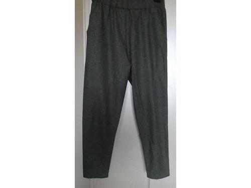 Pantalon laine taille 40