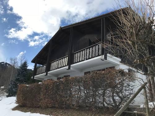 Loue Chalet à Saint-Gervais Mont Blanc (74) pour 8personnes
