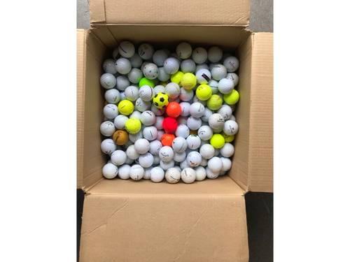 Vends balles de golf