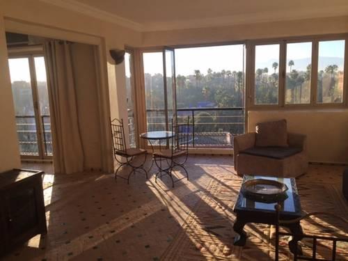 Loue très bel appartement à Marrakech - jardin Majorelle - 5personnes
