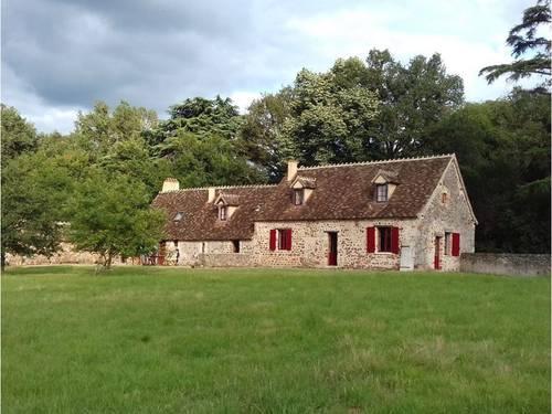 Loue maison au coeur de la Brenne à Rosnay (36), 7couchages