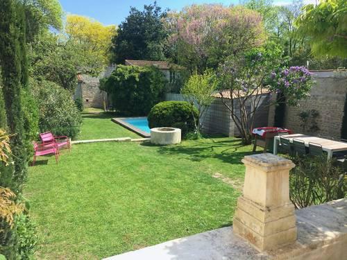 Loue maison 5chambres 8couchages, piscine chauffée La Rochelle (17)