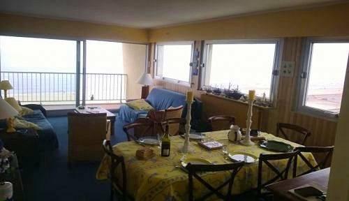 Loue Appartement FACE MER au TOUQUET (62) 6personnes