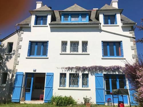 Loue à Erquy, proche plage et centre ville, maison jusque 14personnes