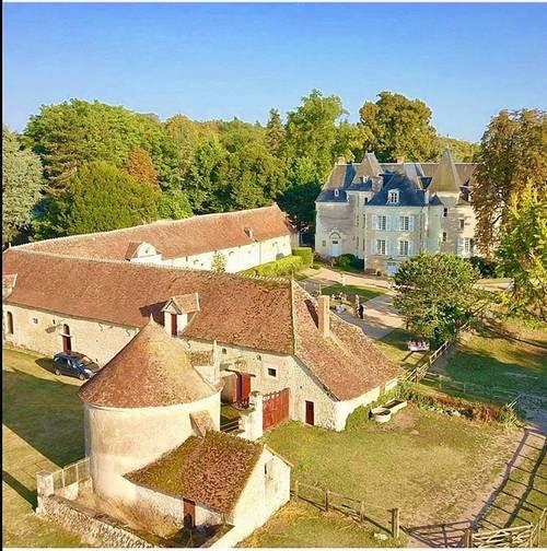 Les Allées d'Harambure, pour réceptions et mariage (250personnes) en Indre et Loire (37)