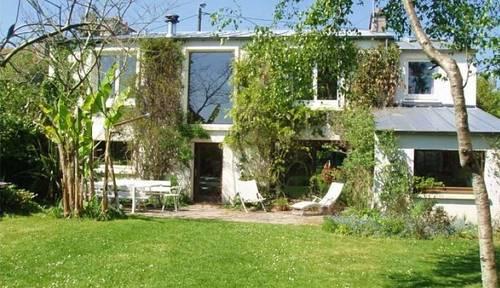 Loue grande maison d'architecte à 700m de la plage, Brest (29) 14/16couchages, 6chambres