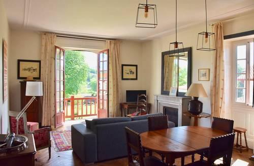 Loue appartement à 5kms de St Jean de Luz - 3à 4personnes